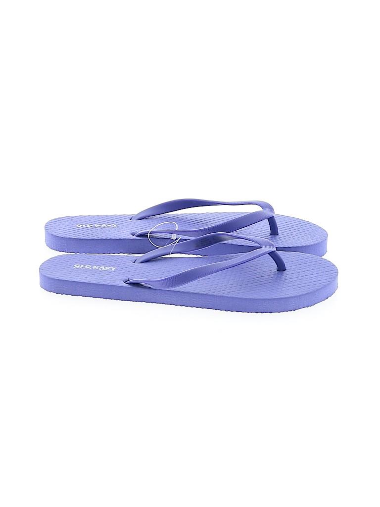 Old Navy Women Flip Flops Size 3 - 4