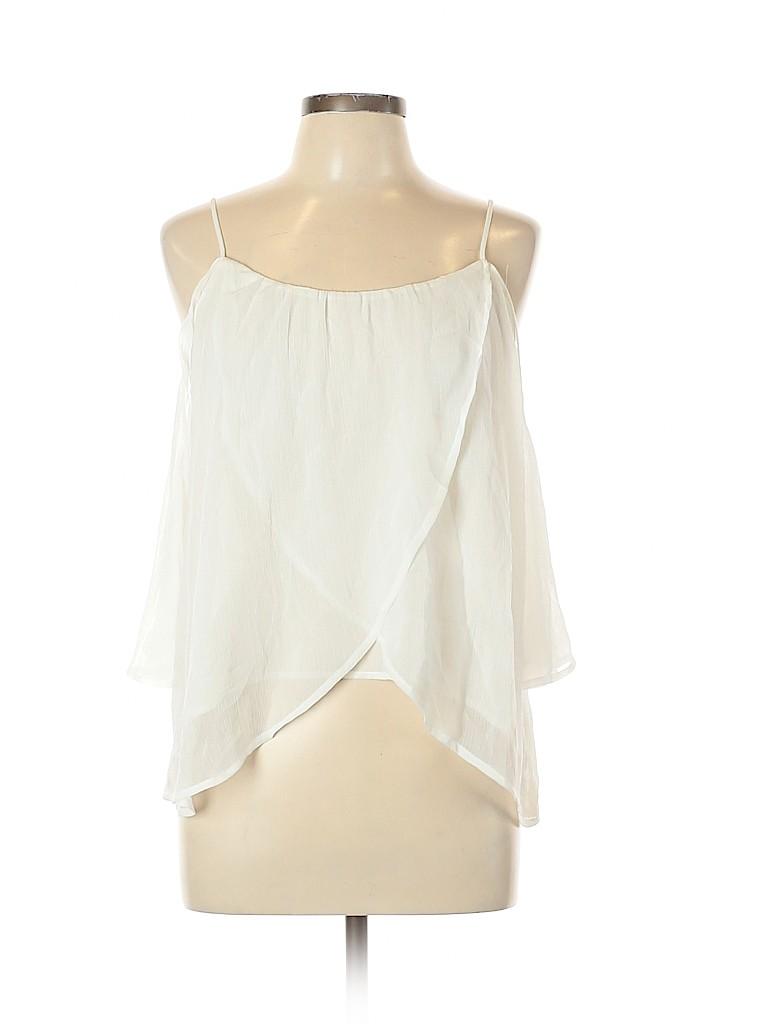 Lush Women 3/4 Sleeve Blouse Size L