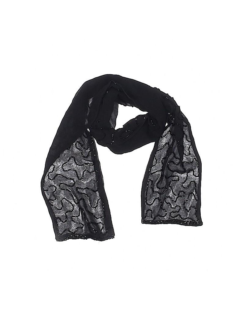 Citi by Yansi Fugel Women Silk Scarf One Size