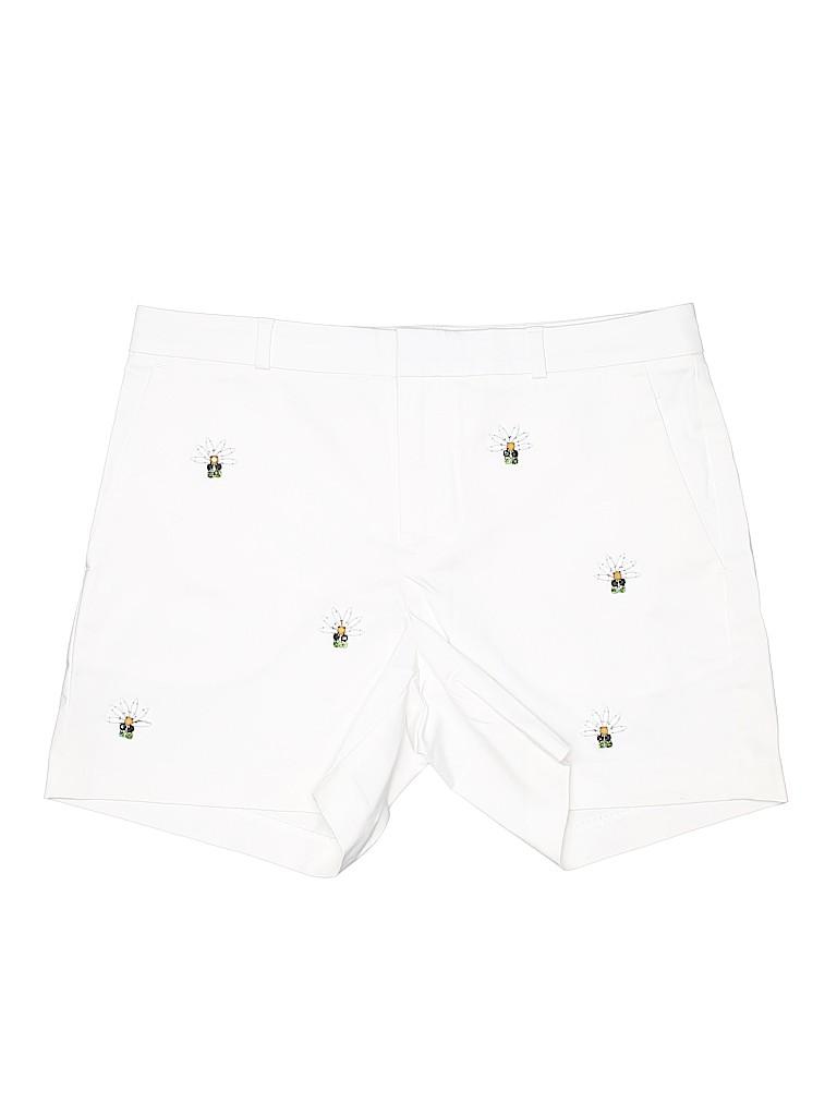 Banana Republic Women Khaki Shorts Size 6