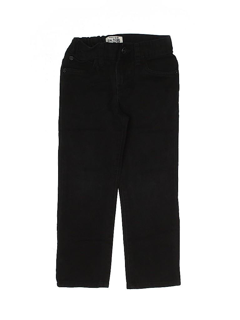 The Children's Place Boys Jeans Size 4 (Slim)