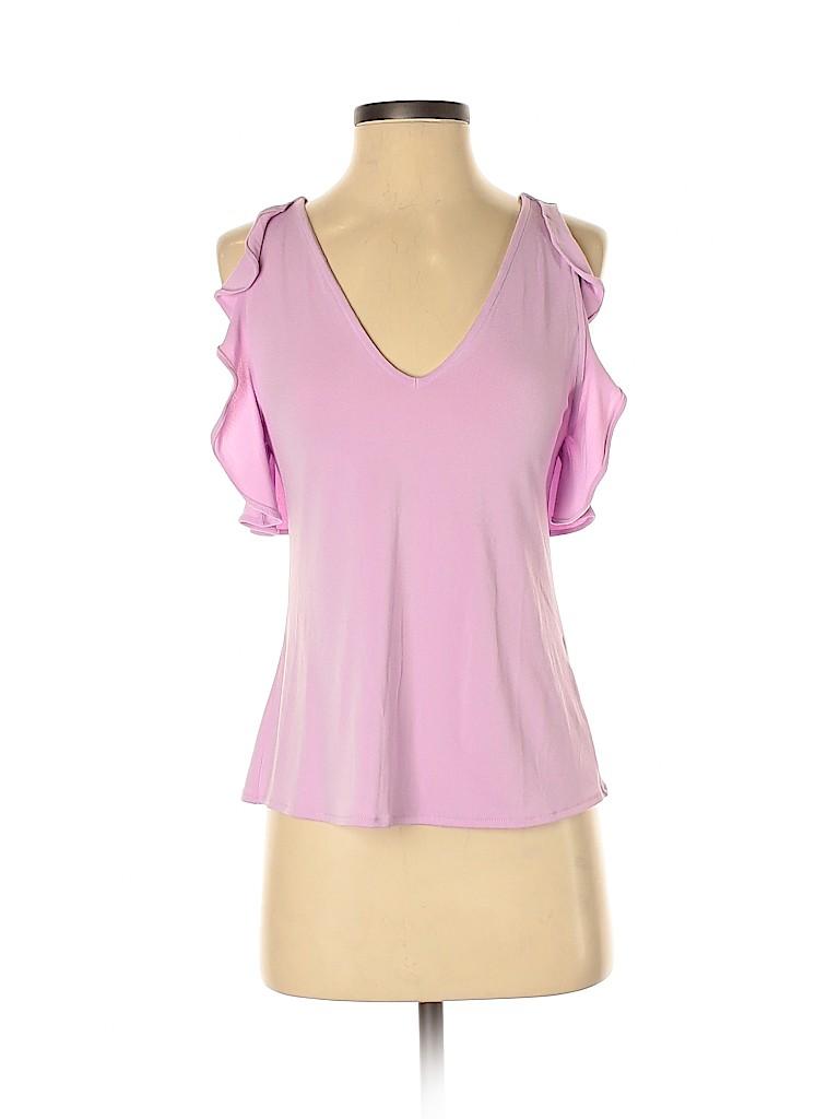 Banana Republic Factory Store Women Short Sleeve Top Size S