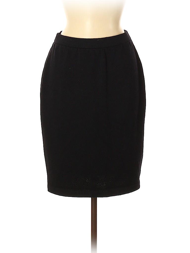 St. John Women Casual Skirt Size 8