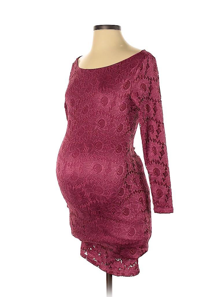 Ingrid + Isabel Women Casual Dress Size XS (Maternity)