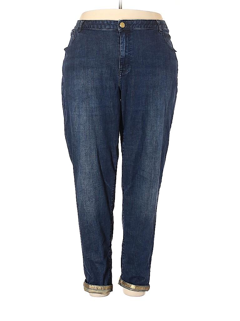 Lane Bryant Women Jeans Size 26 Plus (7) (Plus)