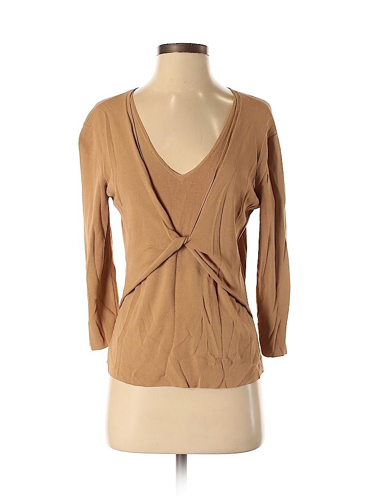 Jones New York Signature Women Pullover Sweater Size S