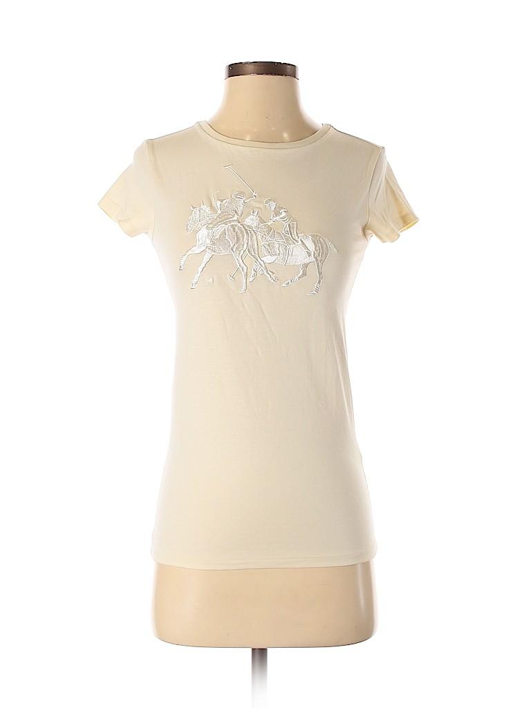 Ralph Lauren Sport Women Short Sleeve T-Shirt Size XS