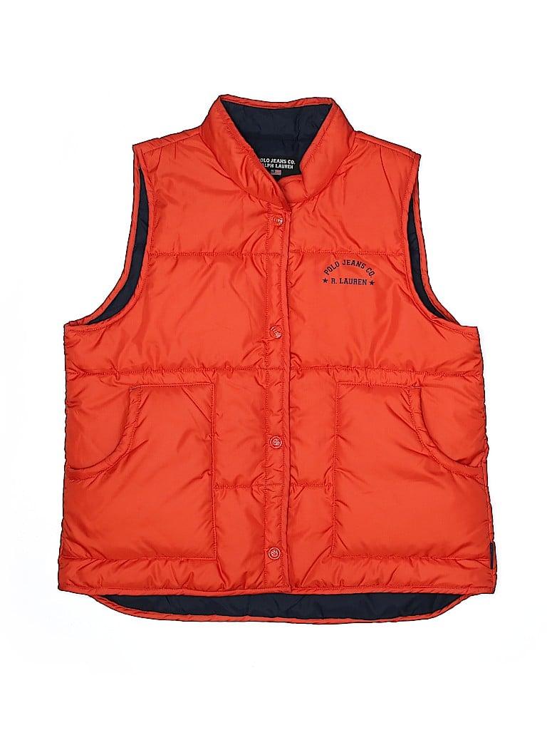 Polo Jeans Co. by Ralph Lauren Boys Vest Size L (Youth)