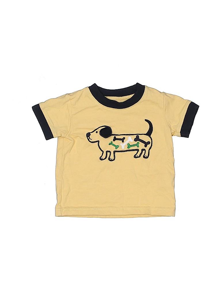 Gymboree Boys Short Sleeve T-Shirt Size 3-6 mo