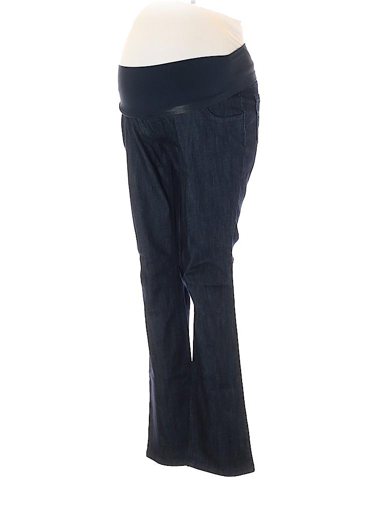 Oh! Mamma Women Jeans Size L (Maternity)