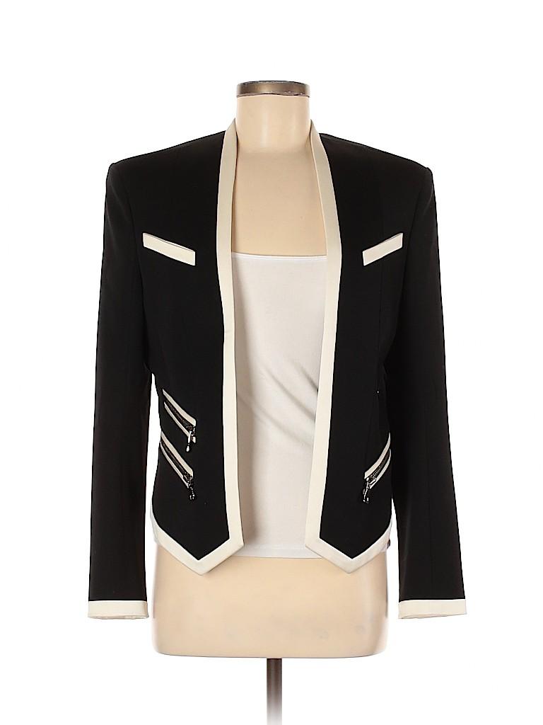 Balmain Women Wool Blazer Size 38 (FR)