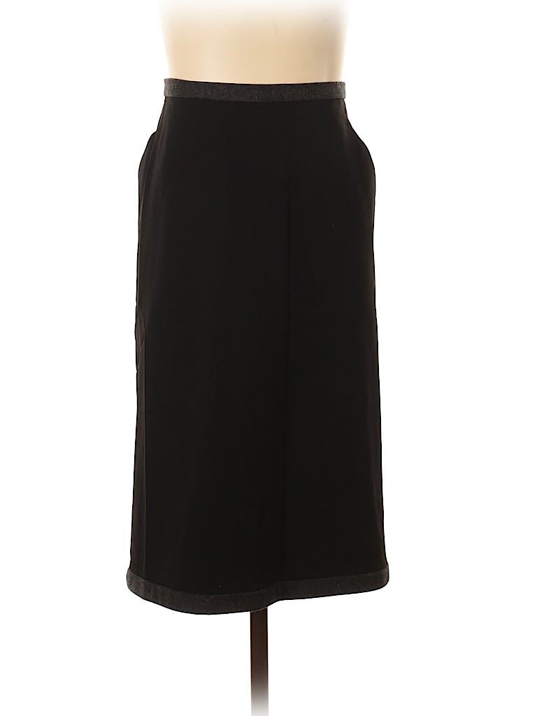 Max Mara Women Wool Skirt Size XL (4)