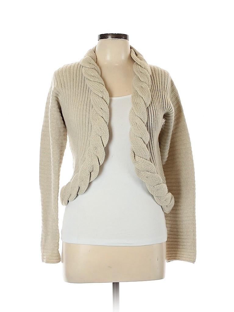 Max Mara Women Wool Cardigan Size M