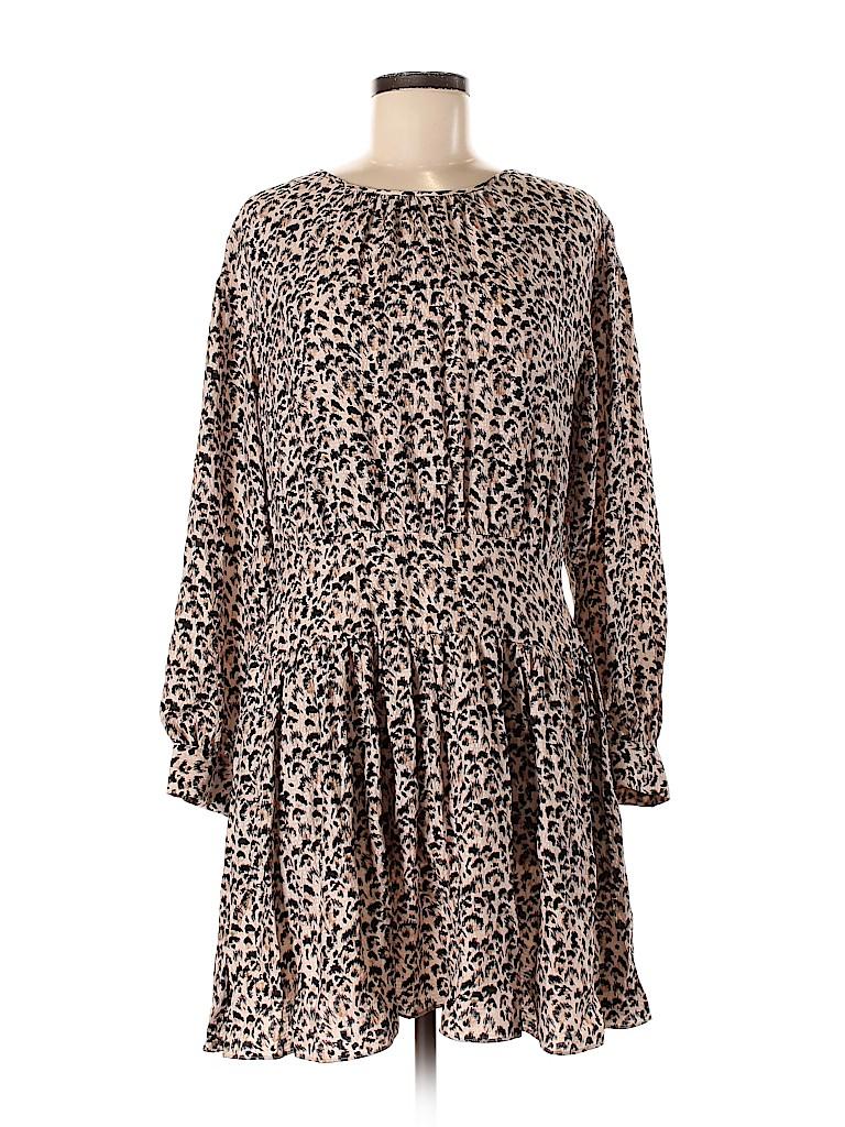 Rebecca Taylor Women Casual Dress Size S