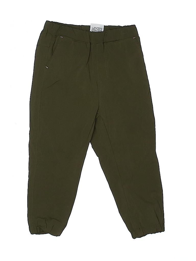 Uniqlo Boys Casual Pants Size 90 (CM)