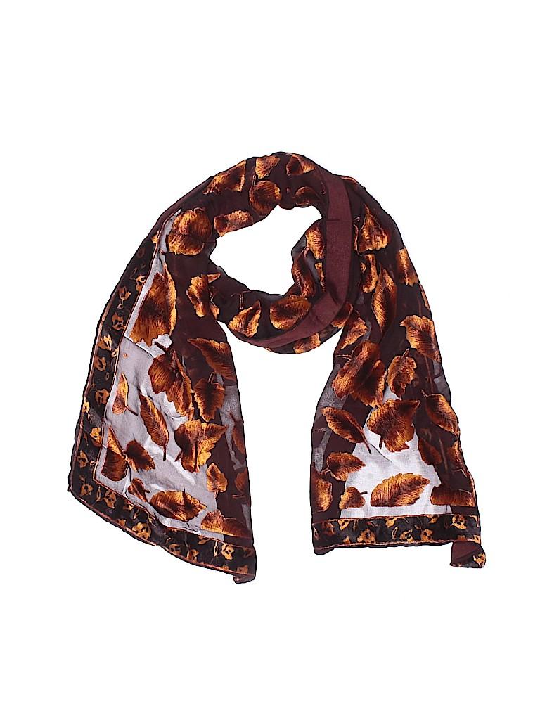 Unbranded Women Silk Scarf One Size