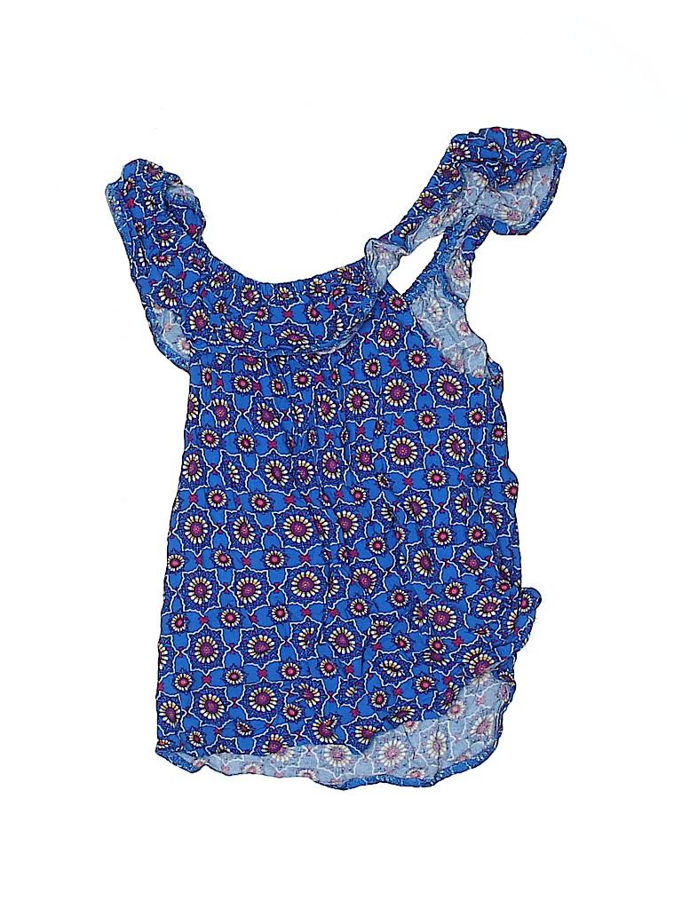 Primark Girls Short Sleeve Blouse Size 7
