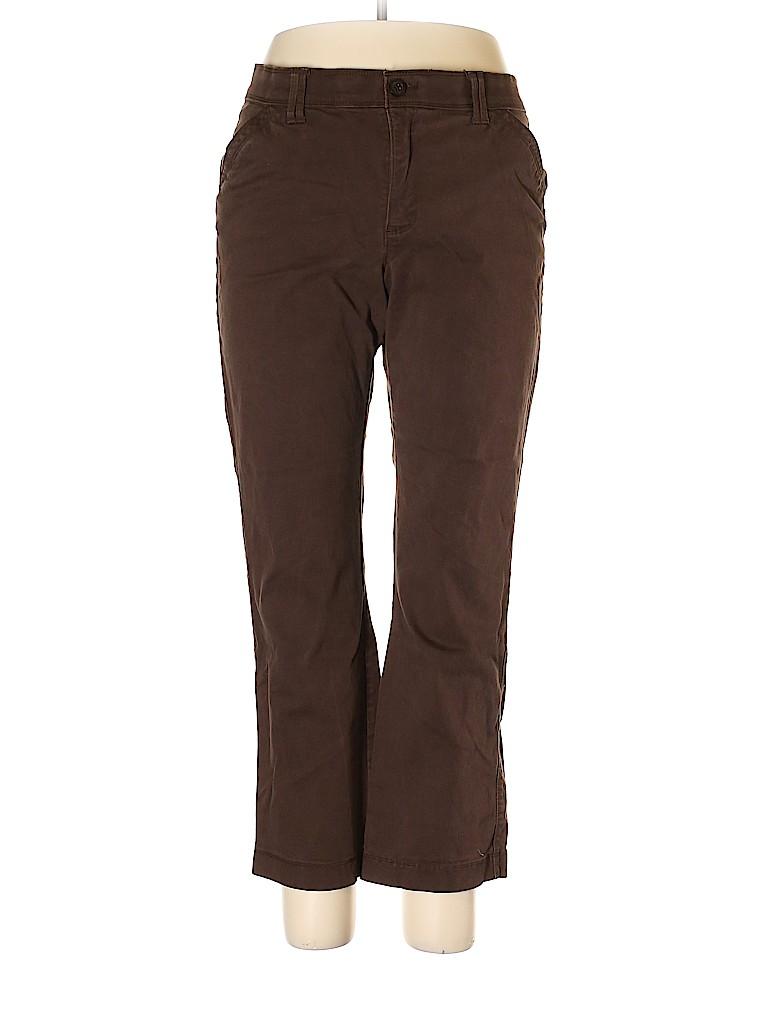 Lee Women Khakis Size 17