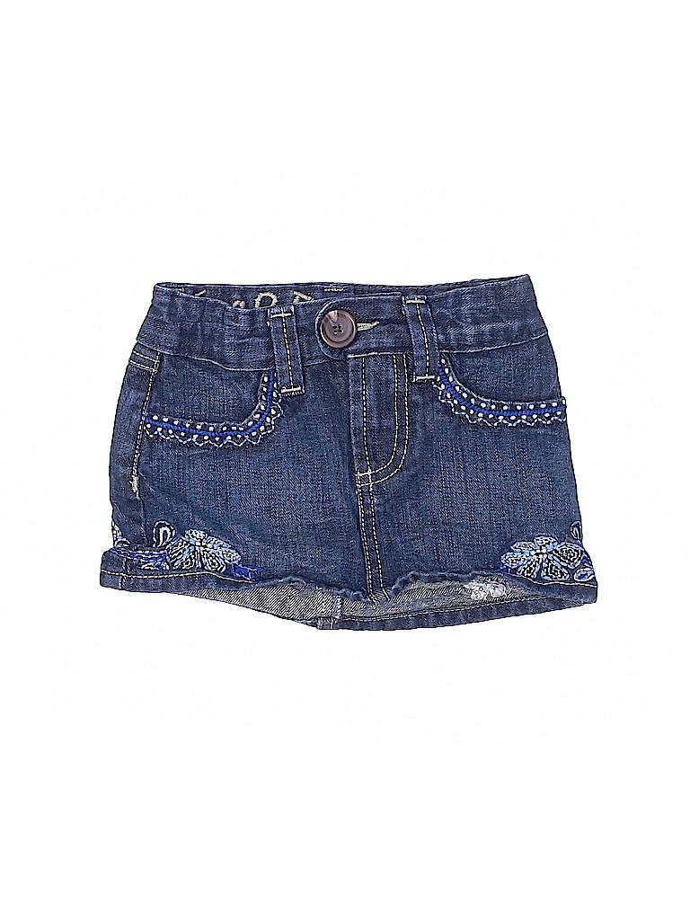 Baby Gap Girls Denim Skirt Size 2T