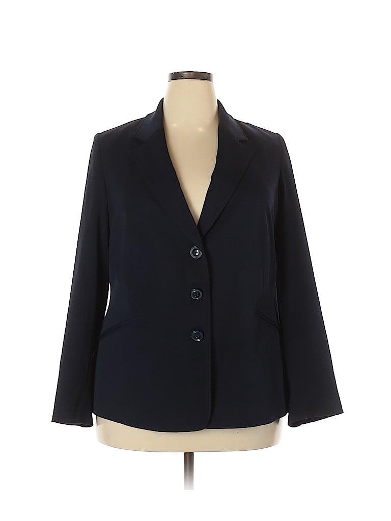 Lane Bryant Women Blazer Size 18 (Plus)