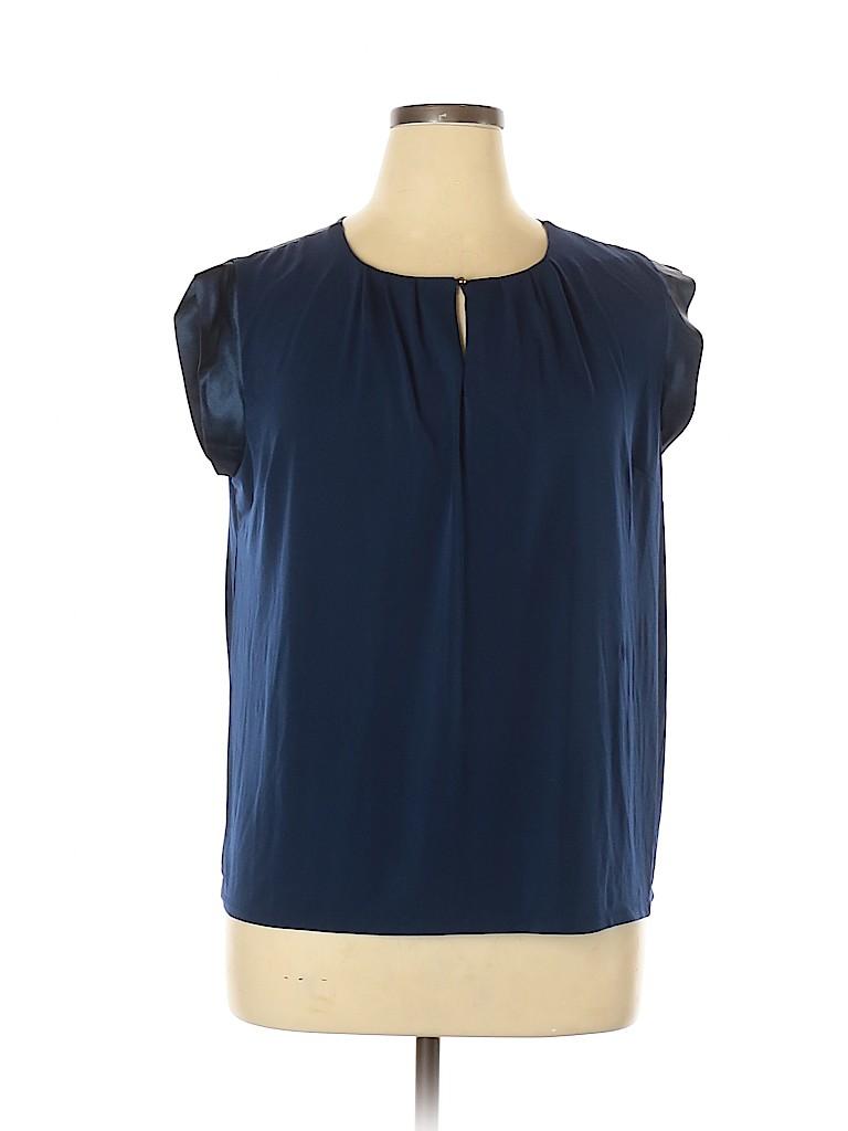 DressBarn Women Short Sleeve Top Size XL
