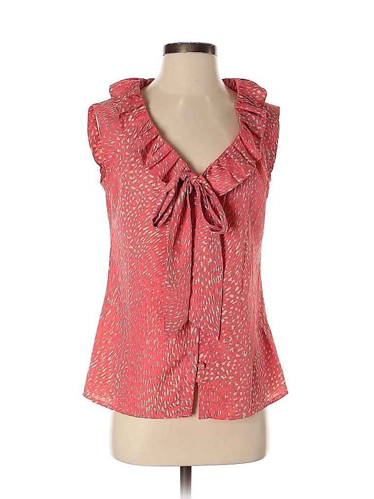 Banana Republic Factory Store Women Short Sleeve Blouse Size S
