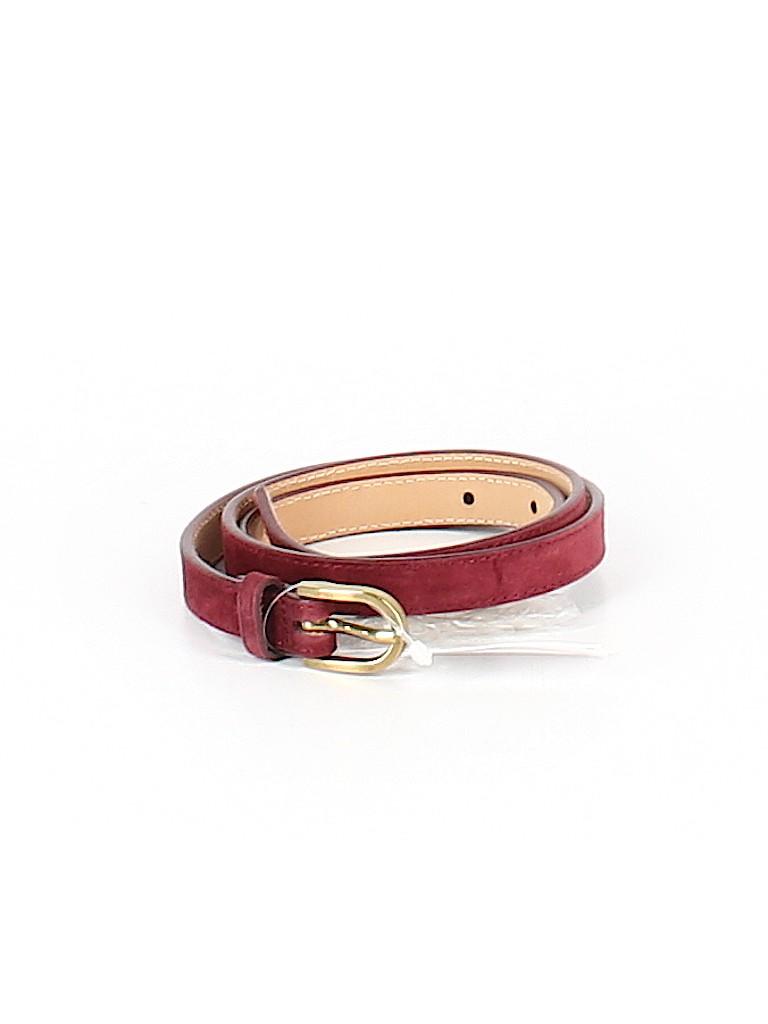 American Apparel Women Leather Belt Size M