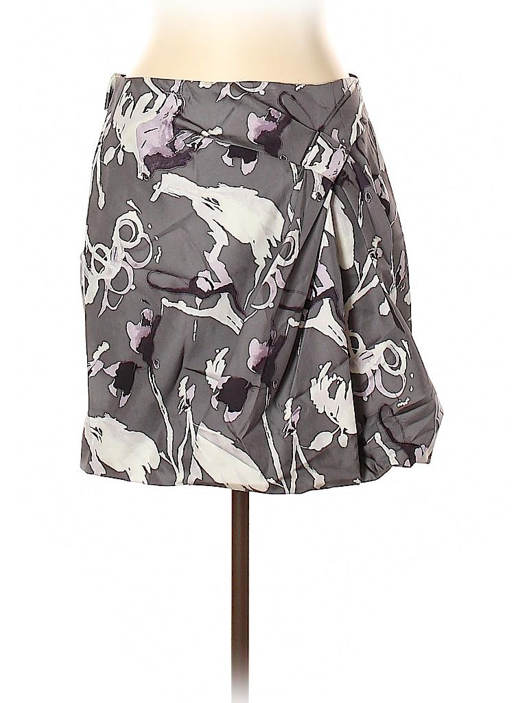 Robert Rodriguez Women Silk Skirt Size 10