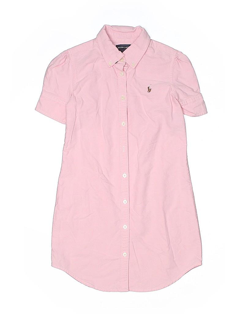 Ralph Lauren Girls Dress Size 8