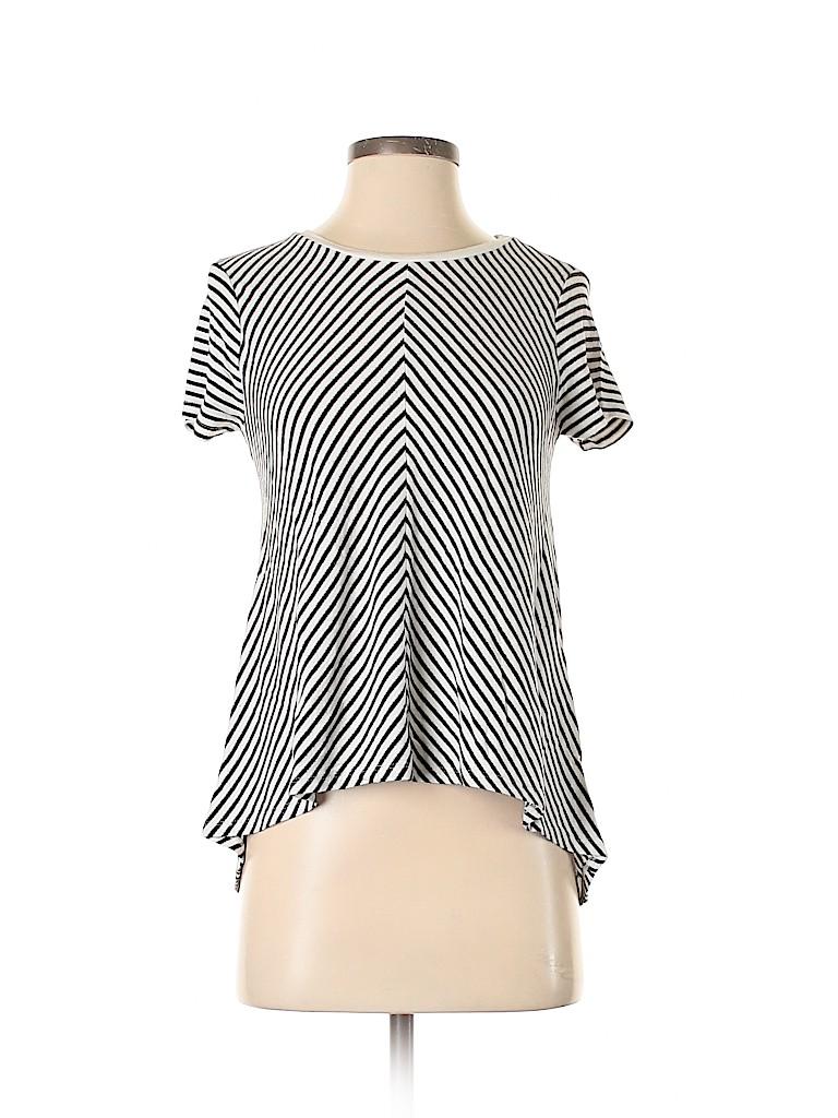 Zara TRF Women Short Sleeve Top Size S