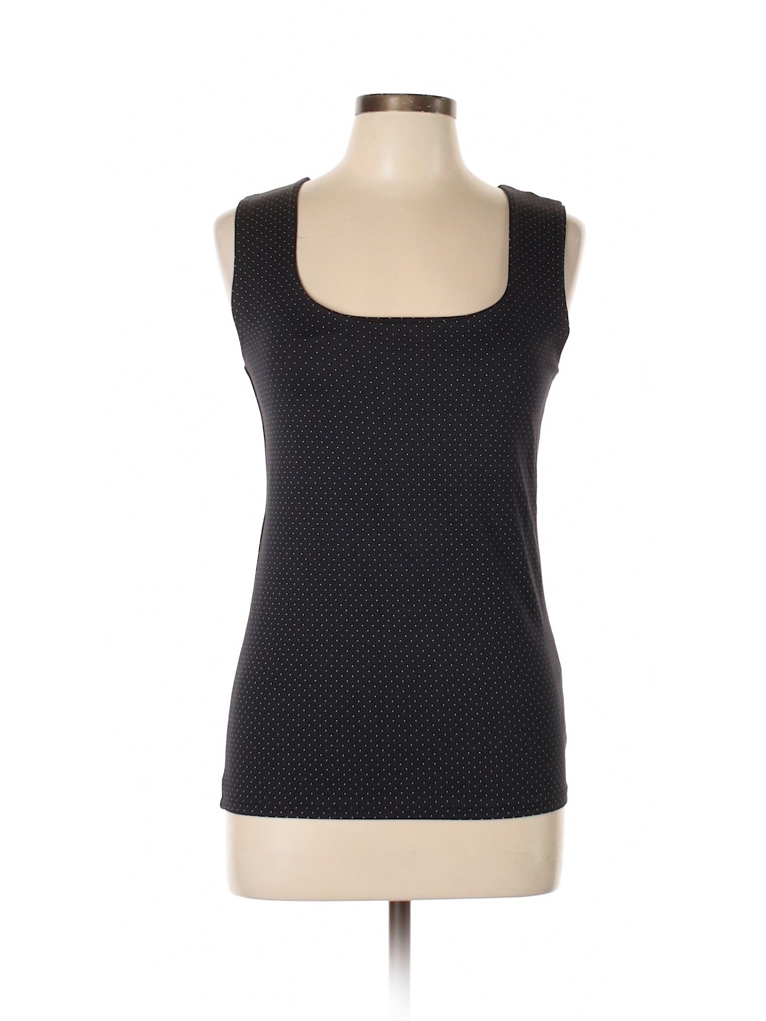 ec5ce278 Details about Zara W&B Collection Women Black Sleeveless Top Lg