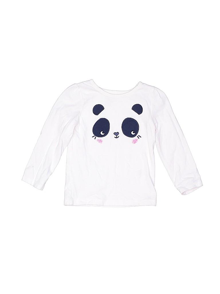 Gymboree Girls Long Sleeve T-Shirt Size 18-24 mo