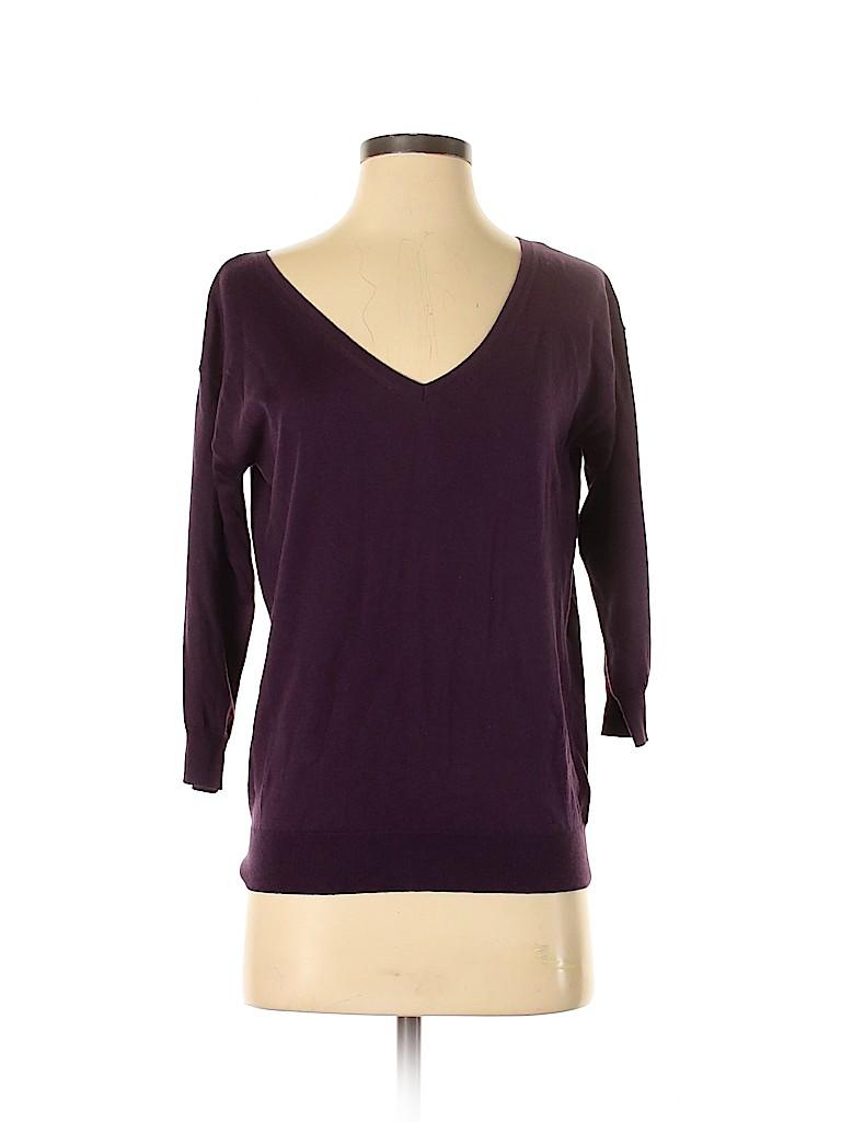Banana Republic Women Silk Pullover Sweater Size S