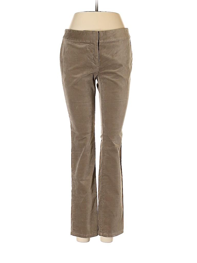Banana Republic Women Velour Pants Size 2 (Petite)