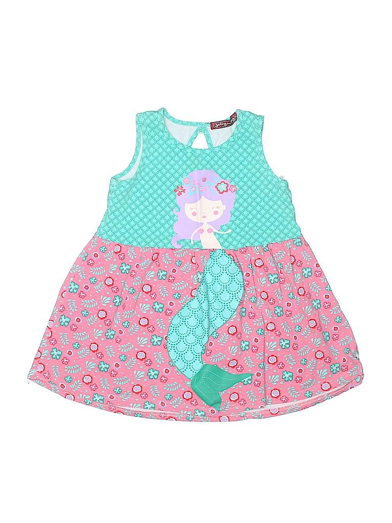 Jelly The Pug Girls Dress Size 6