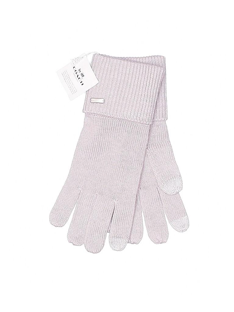 Coach Women Gloves One Size