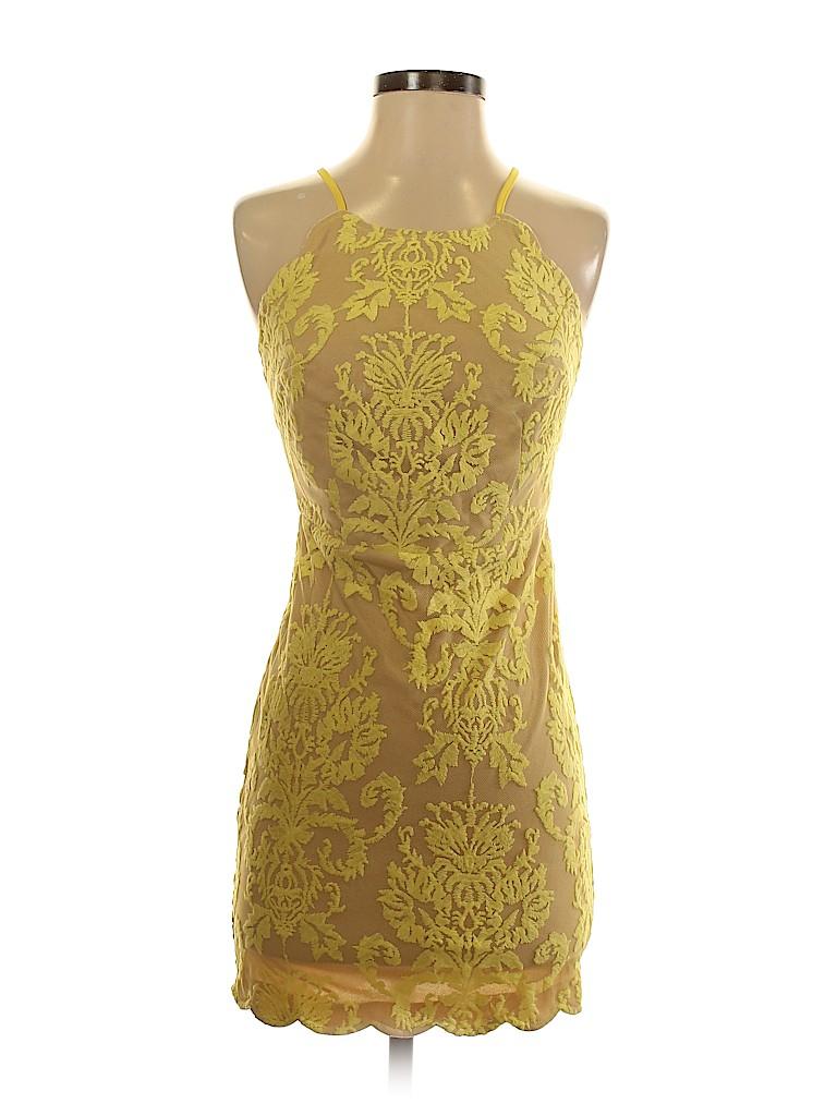 Luxxel Women Cocktail Dress Size S