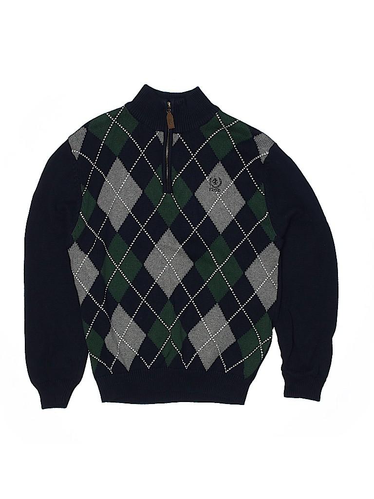 IZOD Boys Pullover Sweater Size 14 - 16