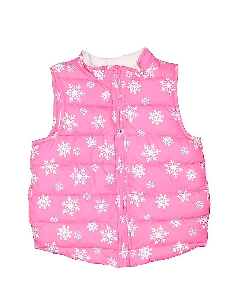 Gymboree Girls Vest Size L (Youth)