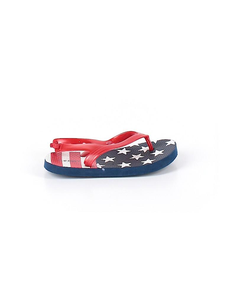 Old Navy Boys Flip Flops Size 7 1/2