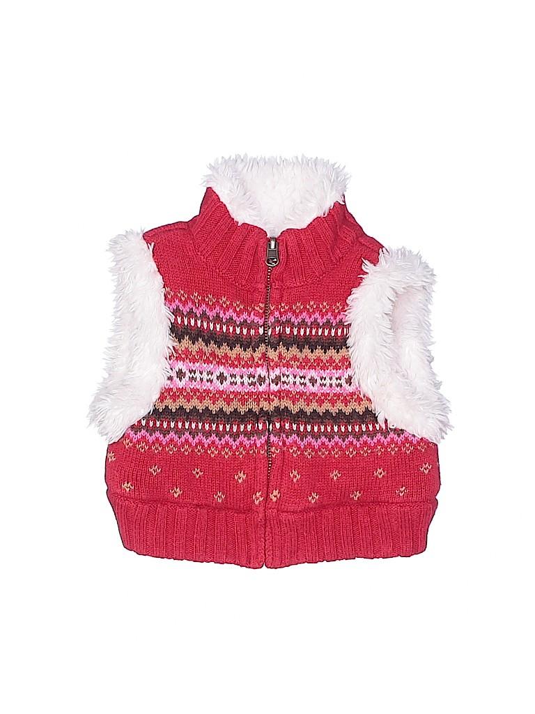 Baby Gap Girls Vest Size 2