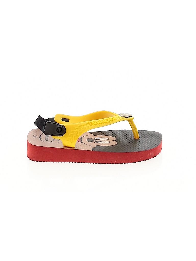 Havaianas Boys Flip Flops Size 7