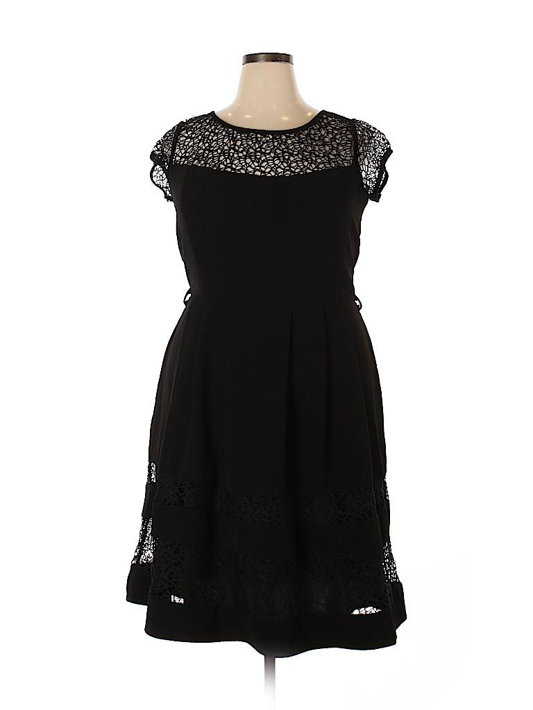 City Chic Women Cocktail Dress Size 18 (Plus)