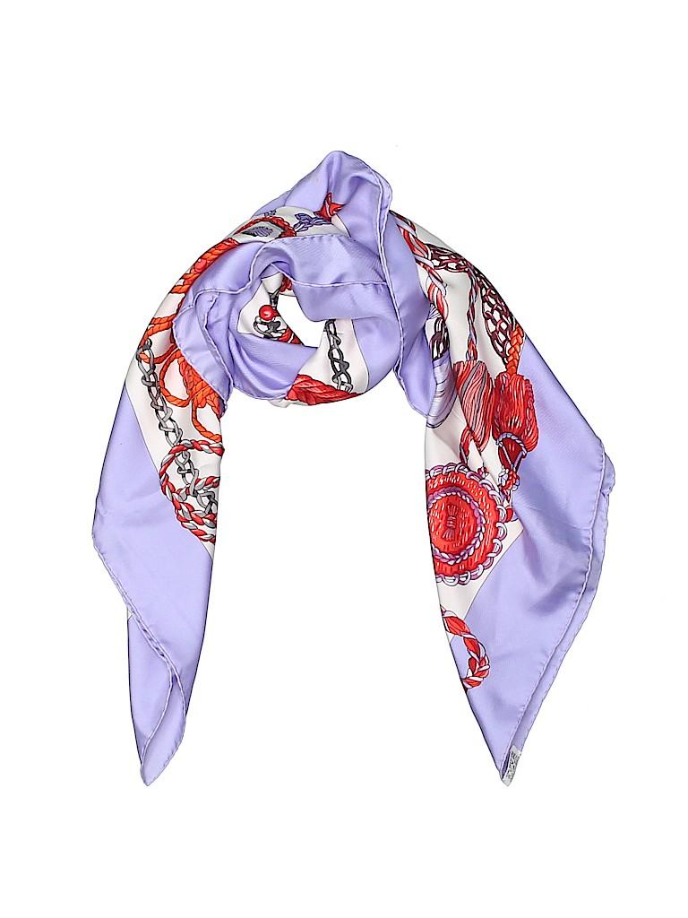 Hermès Women Silk Scarf One Size