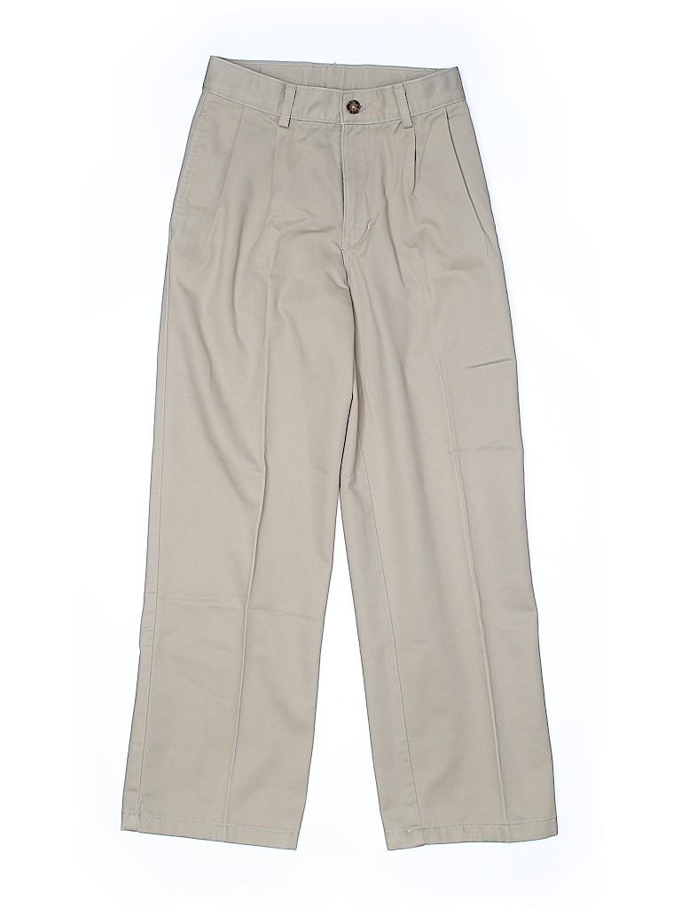 IZOD Boys Khakis Size 10 (Slim)