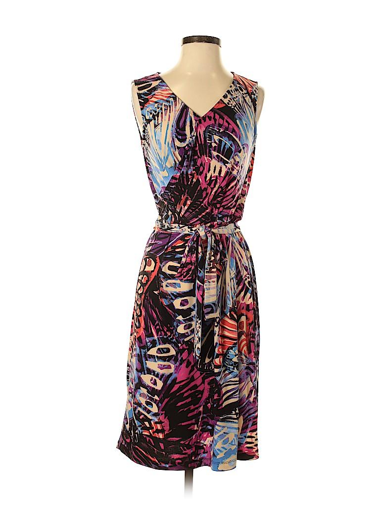 DM Donna Morgan Women Casual Dress Size 8