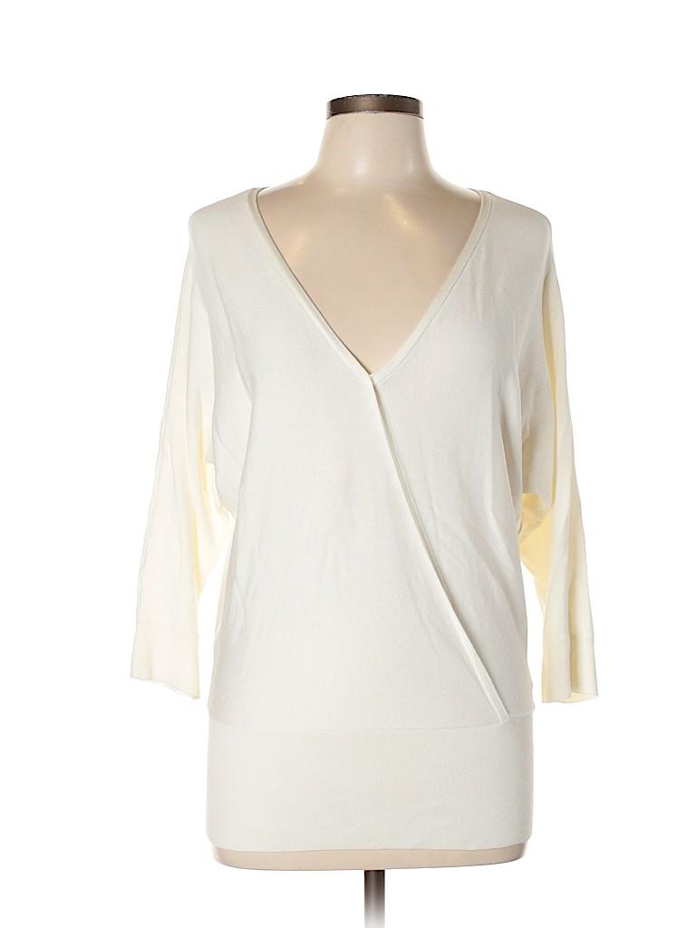 White House Black Market Women Pullover Sweater Size M