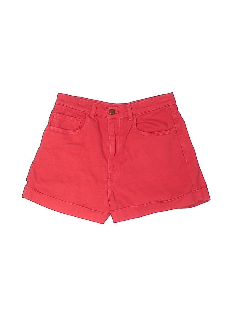 Unbranded Women Denim Shorts 28 Waist