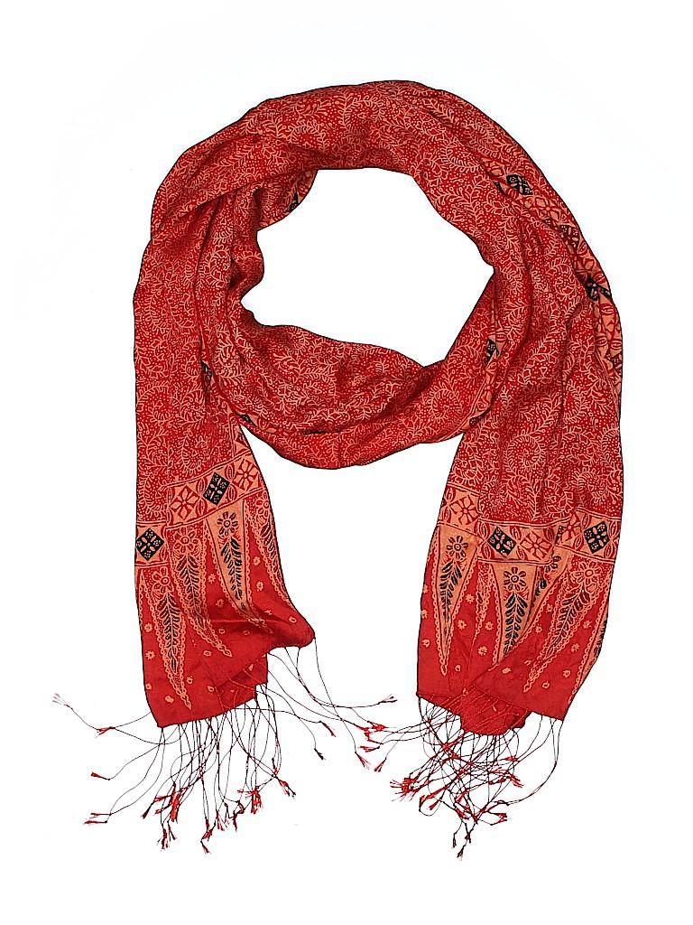 Novica Women Silk Scarf Size 0X (Plus)
