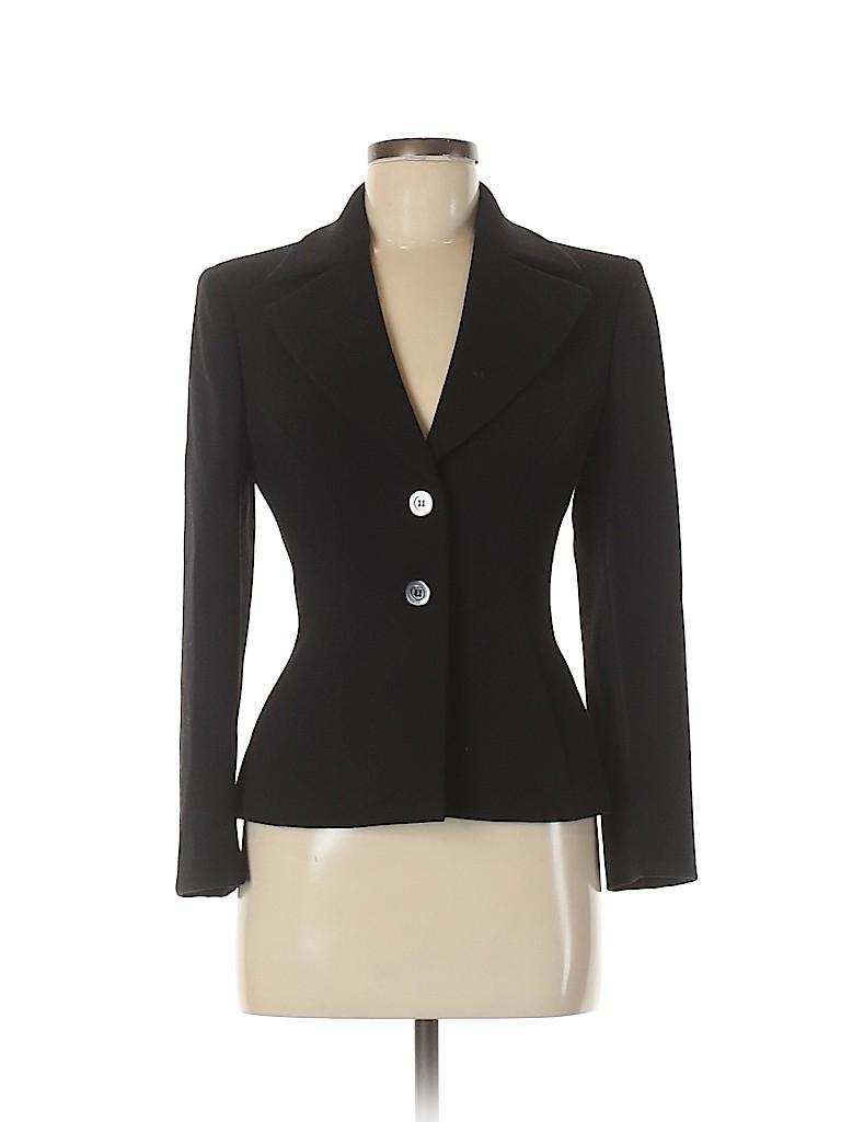 Valentino Roma Women Wool Blazer Size 8